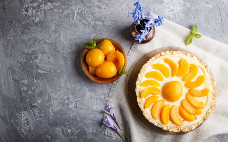 Γλυκές δημιουργίες με ροδάκινα Velvita – Newsbeast