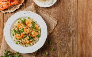 Ριζότο με καλαμαράκια και γαρίδες – Newsbeast