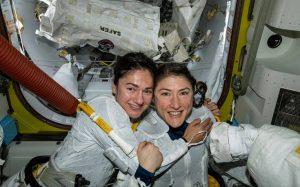 Τρίτη αποστολή της NASA χωρίς άνδρα αστροναύτη – Newsbeast